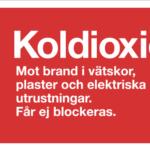 4076-alu_skylt_Typskylt-Koldioxid-200x100mm-alu_KlarOK